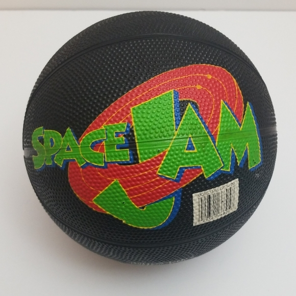 Spalding Other Space Jam Monstars Miniture Basketball Poshmark